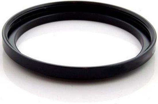 52mm (male) - 58mm (female) Step-Up ring / Adapter ring / Cameralens verloopring
