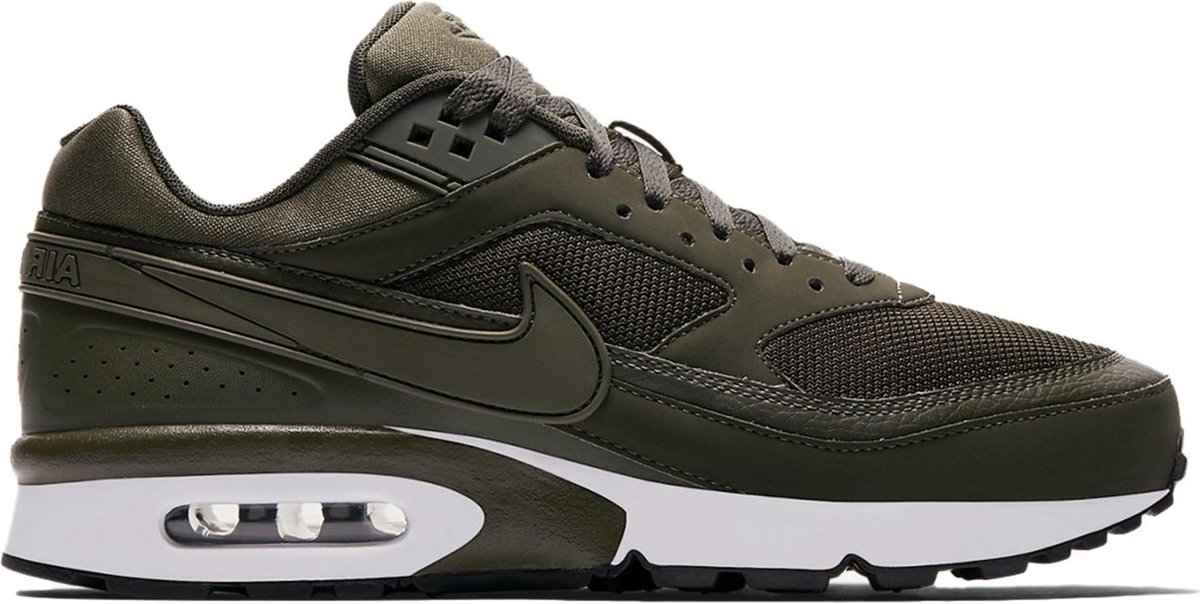 Nike Air Max BW Khaki maat 44 Heren Sneakers