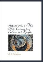 Horace Vol. 1
