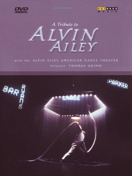 Cover van de film 'American Dance Theatre - A Tribute To Alvin Ailey'