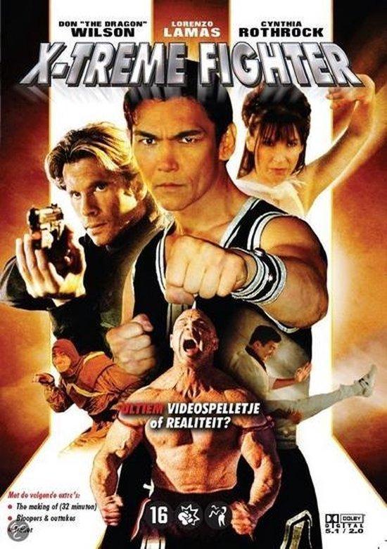 Cover van de film 'Xtreme Fighter'