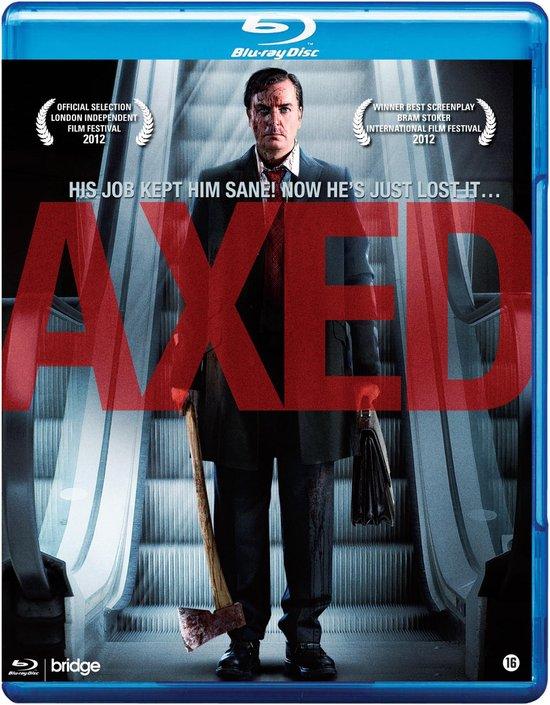 Cover van de film 'Axed'