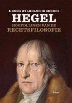 Boek cover Hoofdlijnen van de rechtsfilosofie van Georg Wilhelm Friedrich Hegel (Hardcover)