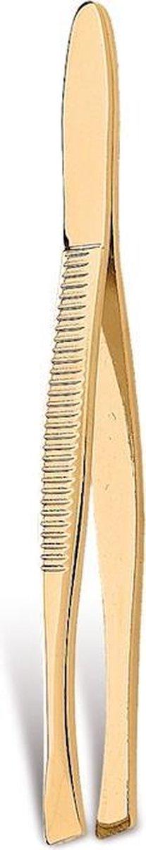 Donegal Slant Tweezer - Golden No2 - 1092 - Donegal