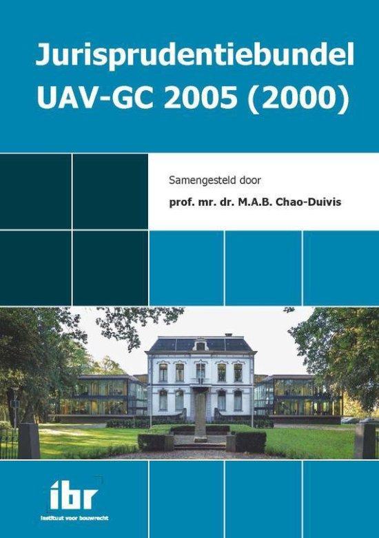 Jurisprudentiebundel UAV-GC 2005 (2000) - none |