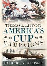 Thomas J. Lipton's America's Cup Campaigns