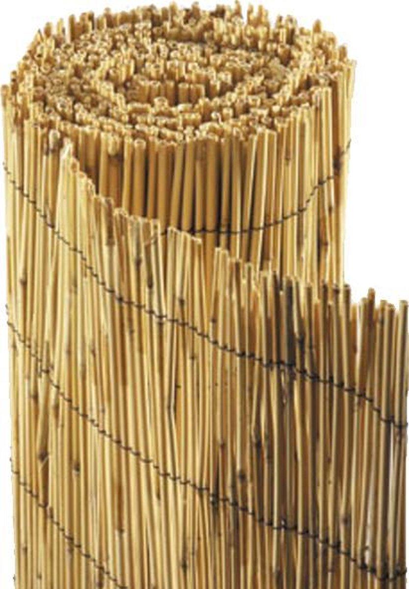 Bamboemat Tonkin hoogte 180 cm lengte 500 cm -Tuinafscheiding