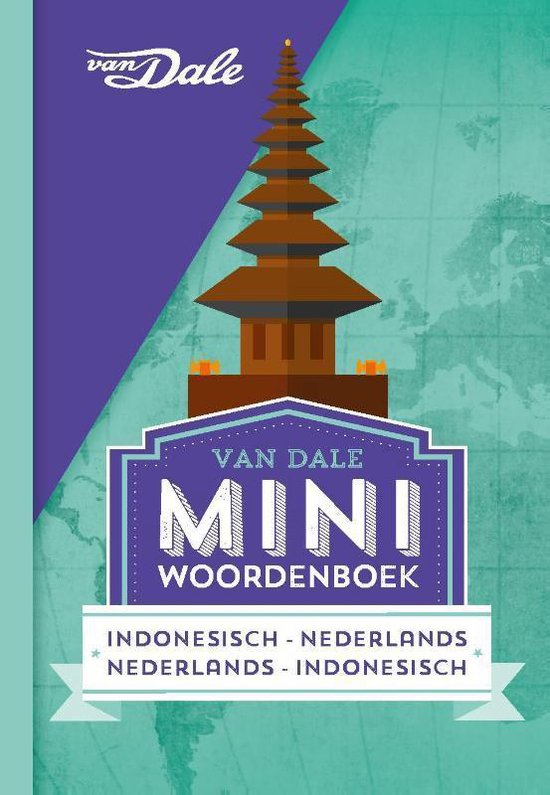 Van Dale Miniwoordenboek Indonesisch - none | Readingchampions.org.uk