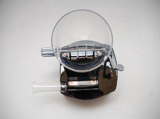 figuretta electrische sigarettenmaker - Injector II, sigarettenmachine, sigarettenvuller, hulzenstopper, sigarettenroller, automatische sigarettenmaker, sigarettenklikker, sigaretten hulzenvuller