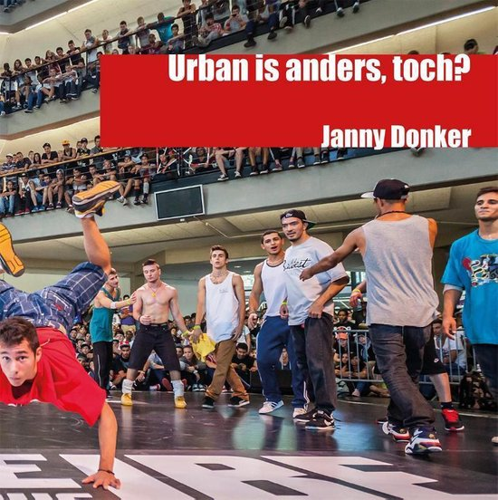 Urban is anders, toch? - Janny Donker |