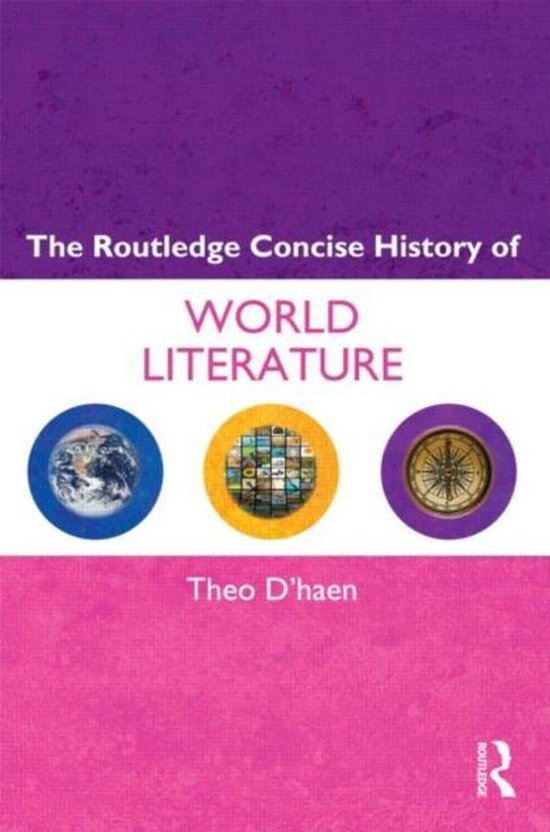The Routledge Concise History of World Literature