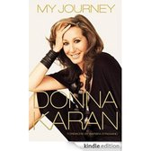 Boek cover My Journey van DKNY