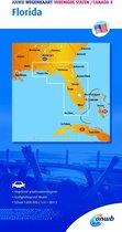 ANWB wegenkaart - Verenigde Staten/Canada 4 Florida