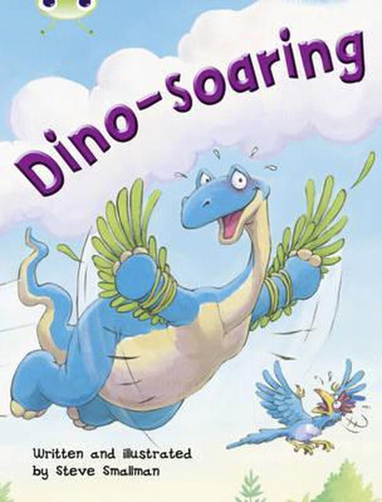 Bug Club Independent Fiction Year Two Orange A Dino-soaring