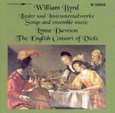 William Byrd: Songs and Ensemble Music