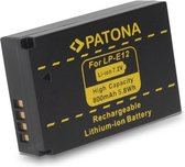 LP-E12 Patona (A-Merk) batterij/accu voor Canon