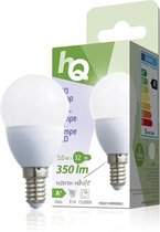 Hq Hqle14 mini003 Led-lamp Mini-globe E14 5 W 350 Lm 2 700 K