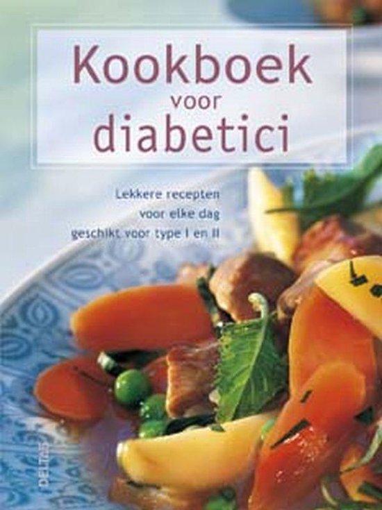 Kookboek voor diabetici - Deltas |