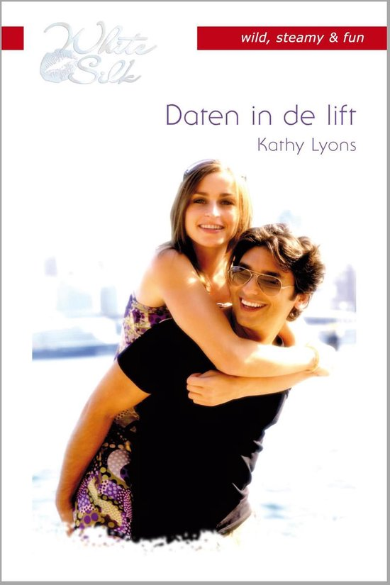 White silk - Daten in de lift - Kathy Lyons |