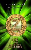 OZ The Complete Collection (Illustrated)