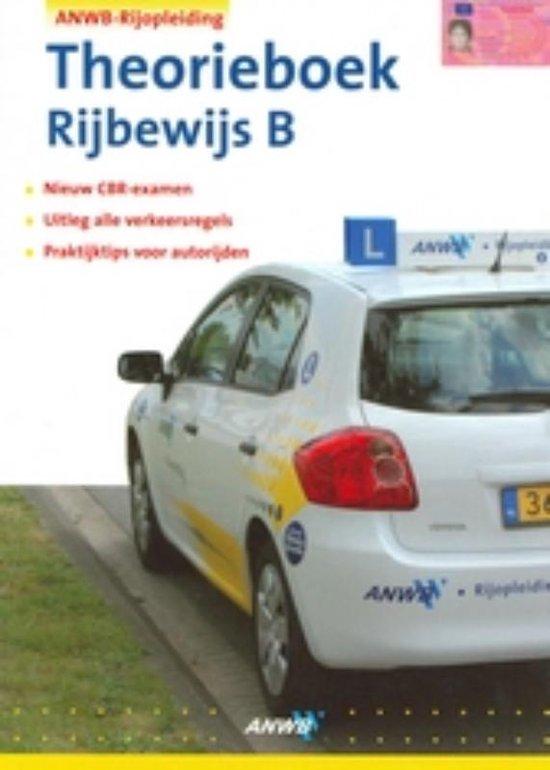 Anwb Rijopleiding Theorieboek Rijbewijs B / Druk Heruitgave - ANWB  