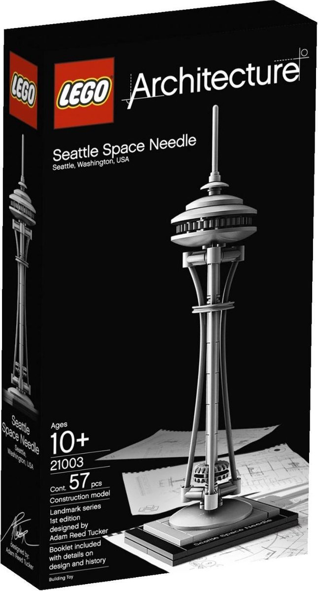 LEGO Architecture Seattle - 21003