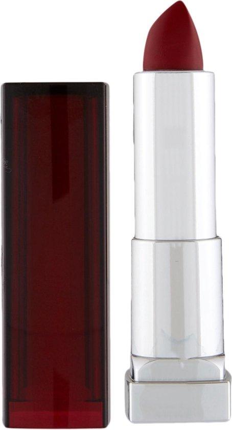 Maybelline Color Sensational - 547 Pleasure Me Red - Rood - Lippenstift
