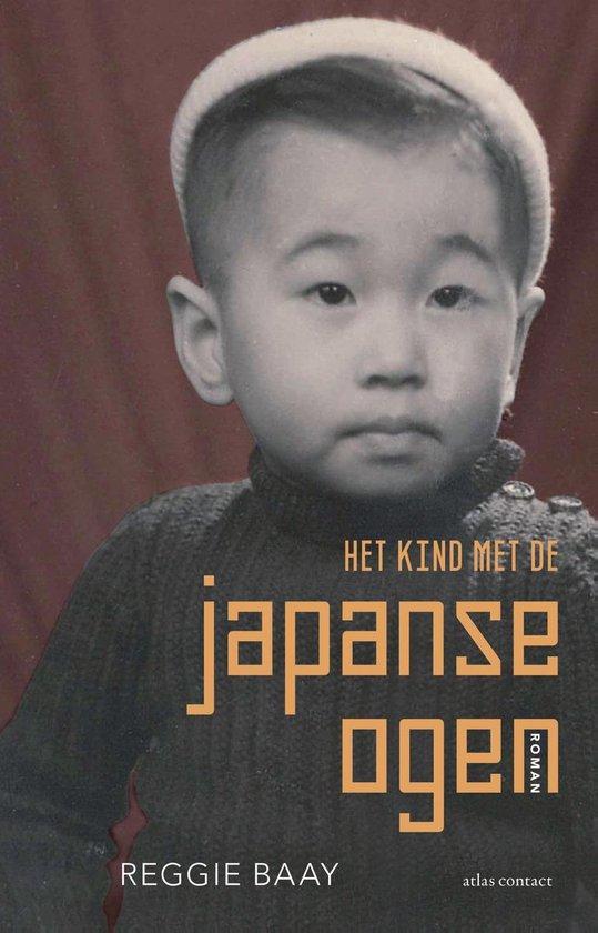 Boekomslag voor Het kind met de Japanse ogen