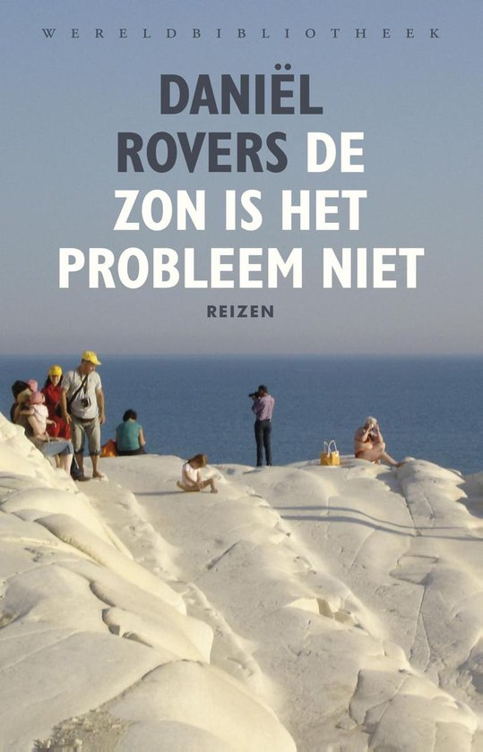 De zon is het probleem niet - Daniel Rovers | Readingchampions.org.uk