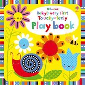 Boek cover Babys Very First Touchy-Feely Playbook van Fiona Watt