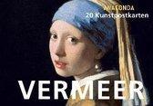 Postkartenbuch Jan Vermeer