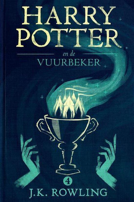 Harry Potter 4 - Harry Potter en de Vuurbeker - Olly Moss pdf epub