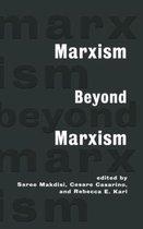 Omslag Marxism Beyond Marxism