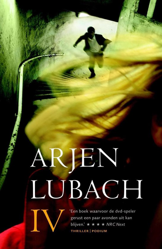 Boek cover IV van Arjen Lubach (Onbekend)