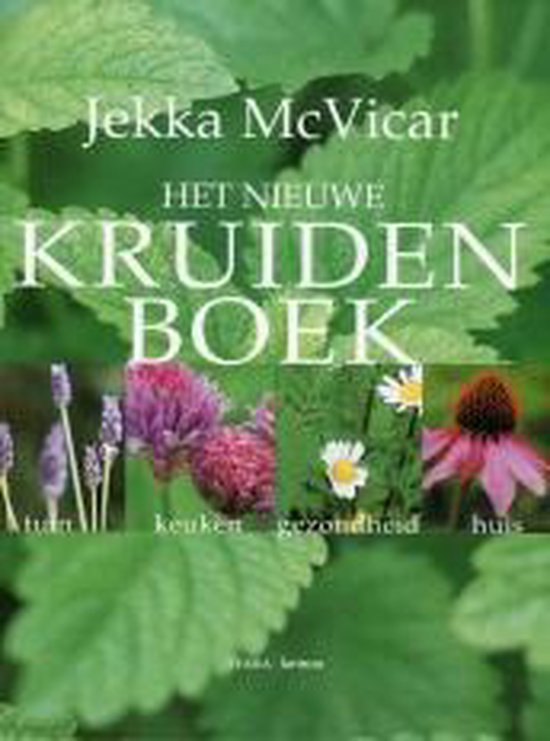 Het Nieuwe Kruidenboek - Jekka MacVicar |