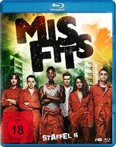 Misfits Staffel 4 (Blu-ray)