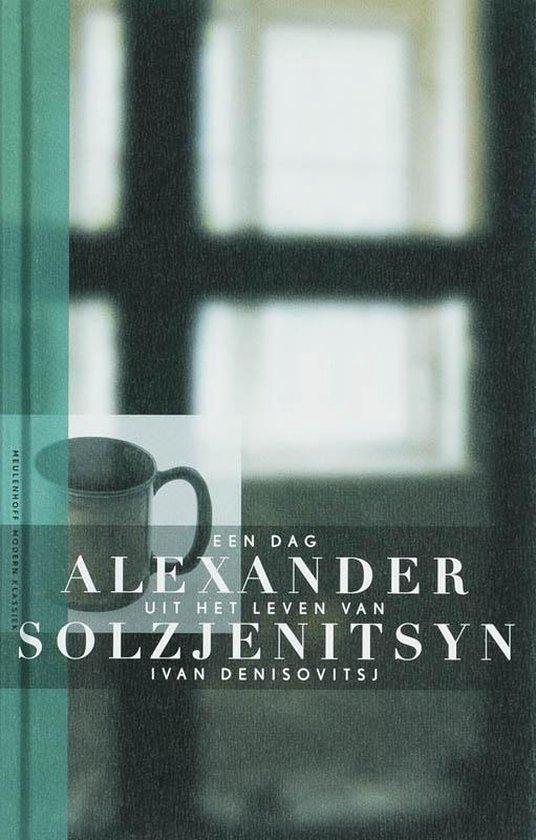 Boek cover Een Dag Uit Het Leven Van Ivan Denisovitsj van A. Solzjenitsyn (Hardcover)