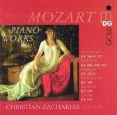 Mozart: Piano Works / Christian Zacharias