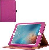 iPad Air 2 Hoes Book Smart Case Cover met Apple Pencil Houder - Roze