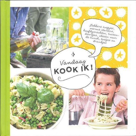 Vandaag kook ik - kinderkookboek - Floor van Dinteren pdf epub