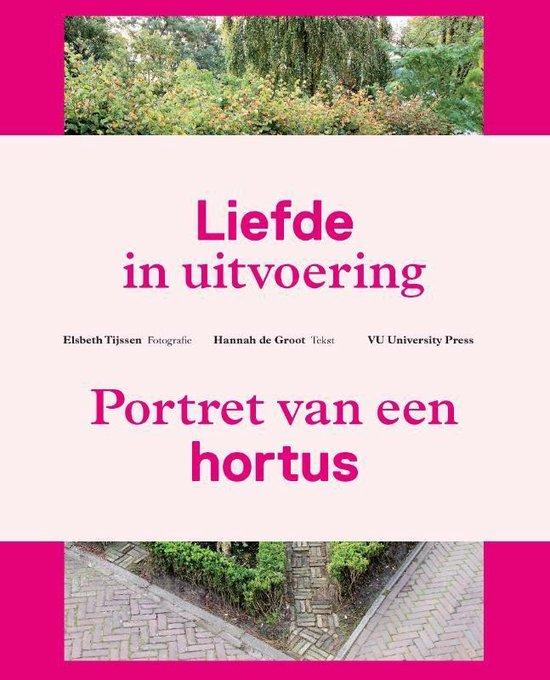 Cover van het boek 'Liefde in uitvoering Labour of love'