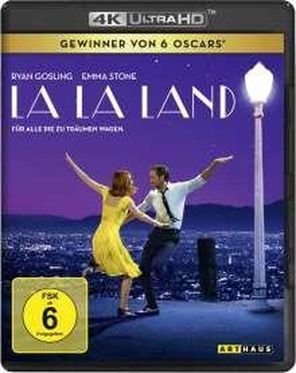 La La Land (Ultra HD Blu-ray & Blu-ray)-