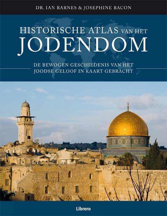 Historische Atlas Van Het Jodendom - Ian Barnes |