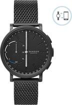 Skagen Hagen Connected SKT1109 - Hybride smartwatch - Zwart