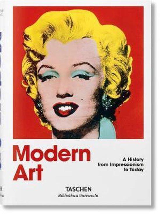 Afbeelding van Modern Art 1870–2000. Impressionism to Today