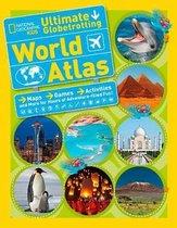National Geographic Kids Ultimate Globetrotting World Atlas (Atlas )