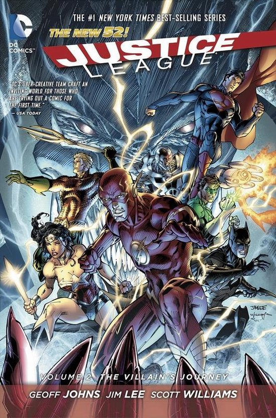 Justice league Hc02. uitbraak (rebirth) - Geoff Johns |