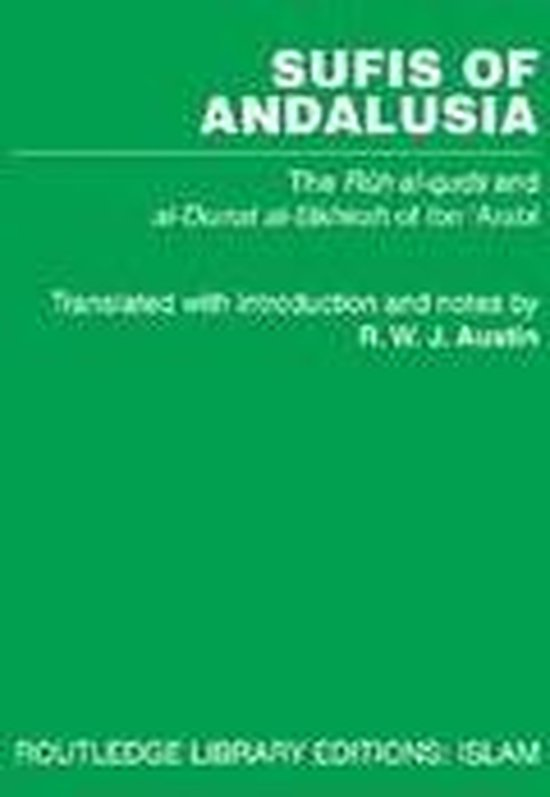 Sufis of Andalucia