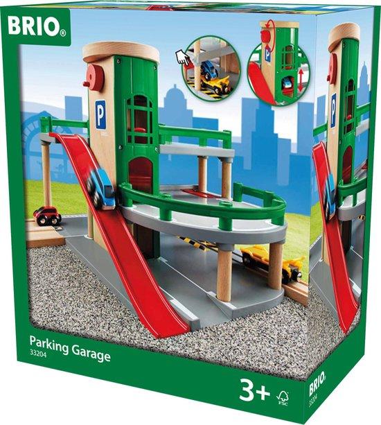 Afbeelding van BRIO Parkeergarage - 33204 speelgoed