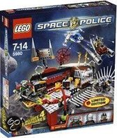 LEGO Space Police Aliën Pitstop - 5980